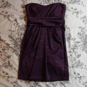 Sakura Strapless Dress